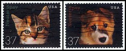 Etats-Unis / United States (Scott No.3670-711 - Nutter Ans Spay) (o) - Verenigde Staten