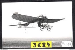1577 AV117 AK PC CARTE PHOTO LE MONOPLAN VINET A ISSY EN 1910 PHOT. S.A.F.A.R.A. NC TTB - ....-1914: Precursori
