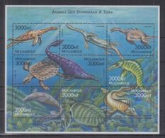 G174. Mozambique - MNH - Nature - Prehistoric Marine Animals - Stamps