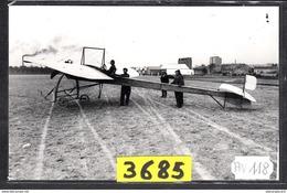 1578 AV118 AK PC CARTE PHOTO LE MONOPLAN ZENITH A ISSY EN 1910 PHOT. S.A.F.A.R.A. NC TTB - ....-1914: Precursori