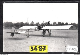 1580 AV120 AK PC CARTE PHOTO AEROPLANE LOCOMOTION AERIENNE A ISSY EN 1910 PHOT. S.A.F.A.R.A. NC TTB - ....-1914: Precursori
