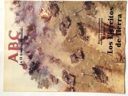 Fascículo Los Ejércitos De Tierra, Carros De Combate. ABC La II Guerra Mundial. Nº 98. 1989 - Espagnol