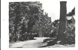 """PONT-AVEN - Château De KERSCAFF - éditeur """"la Cigogne"""" N° 29.217.24 (années 50) - Pont Aven"""