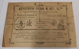 PORTUGAL  AUGUSTO DIAS RUA S JOAO , TRAVESSA DA BAINHARIA - Portugal