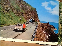 Ireland Antrim Black Cave Tunnel AUTO CAR STAMP SELO TIMBRE 1988 400th Anniversary Of Spanish Armada 18p  GX5460 - Antrim / Belfast