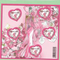 CB - FRANCE BF 127** MNH De 2009 - Coeur EMANUEL UNGARO. - Blocs & Feuillets