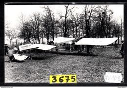 1568 AV107 AK PC CARTE PHOTO LE MONOPLAN DUFOUR A JUVISY EN 1910 PHOT. S.A.F.A.R.A. NC TTB - ....-1914: Precursori