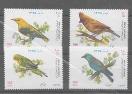 Serie De Irán Nº Yvert 2430/33 ** - Irán