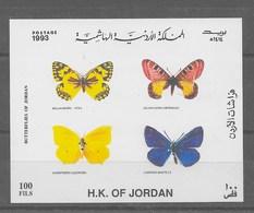 Hoja Bloque De Jordania Nº Yvert HB-57 ** - Jordania