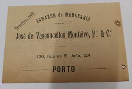 PORTUGAL ARMAZEM DE MERCEARIA RUA S JOAO 124 - Portugal