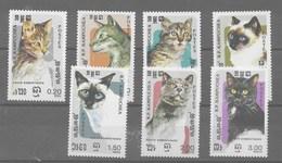 Serie De Kampuchea Nº Yvert 546/52 ** - Kampuchea