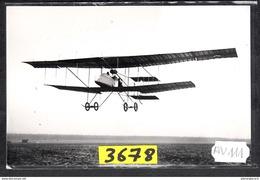 1571 AV111 AK PC CARTE PHOTO HENRI FARMAN DANS LE RECORD DE DUREE 8H12 LE 18 DECEMBRE 1910 PHOT. S.A.F.A.R.A. NC TTB - ....-1914: Precursori