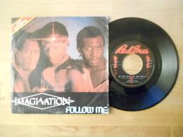 Imaginatin - Follow Me - 1982 - 45 Rpm - Maxi-Single