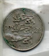 BALTIC:ESTONIA#COINS# IN MIXED CONDITION#.( EST-250CO-1 (02) - Estonia