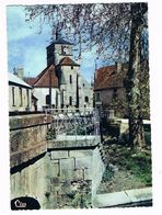 BEZE  21  L' église En Automne - Other Municipalities