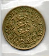 BALTIC:ESTONIA#COINS# IN MIXED CONDITION#.( EST-250CO-1 (04) - Estonia