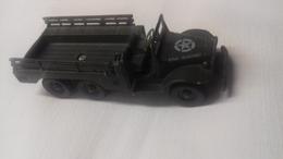 Dodge 6x6 T223 Wc 63 N°242 De Solido - Vehicles