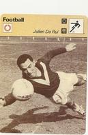 N  1211 JULIEN DA RUI        Lille Roubaix  Edition Rencontre (annee Vers 1977/78) - Trading Cards