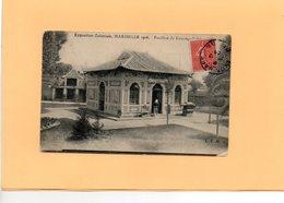 Carte Postale - MARSEILLE - D13 - Pavillon De Kouang - Expositions Coloniales 1906 - 1922