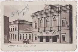 Przemysl: Bahnhof+ Military Mark - Poland
