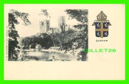 DURHAM, UK - THE CATHEDRAL -  C.W. FAULKNER & CO - - Durham