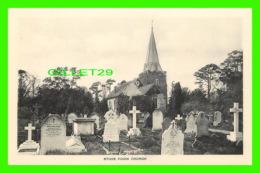 STOKE, UK - STOKE POGIS CHURCH & CEMENTRY - 3/4 BACK - - Autres