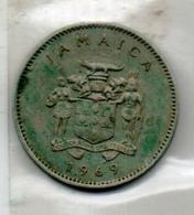 BRITISH EMPIRE::JAMAICA#COINS# IN MIXED CONDITION#.(JAM-290CO-1 (04) - Jamaique