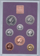 The Coinage Of The United Kingdom Of Great Britain And Northern Ireland Prof 1970 - Gran Bretagna