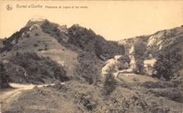 BOMAL S/OURTHE - Panorama De Logne Et Les Ruines - Durbuy