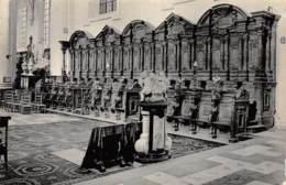 NINOVE - O.-L.-V. Kerk : Koorgestoelle (1636) - Ninove