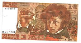 Billets > France >  10 Francs 1977 - 1962-1997 ''Francs''