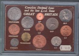 Complete Decimal Issue Great Britain 1967 - Gran Bretagna