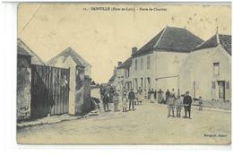 28   SAINVILLE - Francia