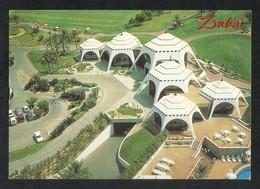 United Arab Emirates Dubai Aerial View Emirates Golf Club Picture Postcard U A E View Card - Dubai