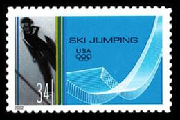 Etats-Unis / United States (Scott No.3552 - Winter Olympics) (o) - Verenigde Staten