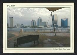 United Arab Emirates Dubai Creek Picture Postcard U A E View Card - Dubai