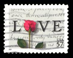 Etats-Unis / United States (Scott No.3551 - LOVE) (o) Set - Verenigde Staten