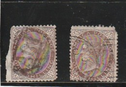 JAMAIQUE -- One Schilling - N° 6 Côte 40€ The Two - Jamaique (1962-...)