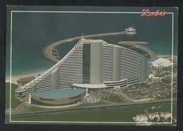 United Arab Emirates Dubai Jumeirah Beach Hotel Picture Postcard U A E View Card - Dubai