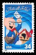 Etats-Unis / United States (Scott No.3534 - Porky Pig) (o) - Verenigde Staten