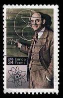 Etats-Unis / United States (Scott No.3533 - Enrico Fermi) (o) - Verenigde Staten