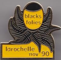 Blacks Folies - La Rochelle Nov 90 - Rugby