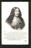 CPA La Rochefoucault (Francois Duc De) Von Frankreich - Royal Families