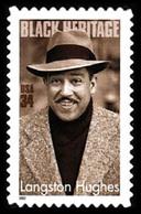 Etats-Unis / United States (Scott No.3557 - Langston Hughes) (o) - Verenigde Staten