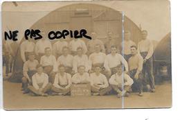 62 ETAPLES CARTE PHOTO CAMP PRISONNIERS ALLEMANDS 1919 - Etaples