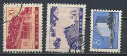 °°° CINA CHINA - Y&T N°1950/51/54B - 1974 °°° - 1949 - ... République Populaire