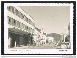 JOINVILLE - Rua 9 De Março - Brasil Brazil ( 2 Scans ) - Florianópolis
