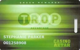 Casino Aztar Evansville, IN - Slot Card - Casino Cards