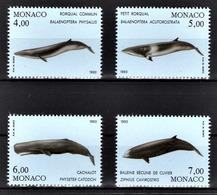 MONACO 1993 - SERIE N° 1860 A 1863 - 4 TP NEUFS** - Monaco