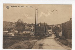 MONTIGNY LE TILLEUL PONT A NOLE - Montigny-le-Tilleul